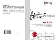 Bookcover of Senses Fail