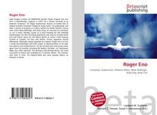 Buchcover von Roger Eno