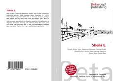 Sheila E. kitap kapağı