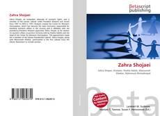 Buchcover von Zahra Shojaei