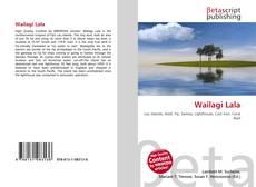 Bookcover of Wailagi Lala