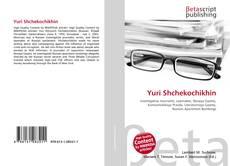 Bookcover of Yuri Shchekochikhin
