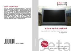 Bookcover of Zahra Amir Ebrahimi
