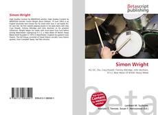 Bookcover of Simon Wright