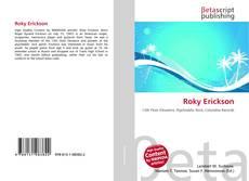 Bookcover of Roky Erickson