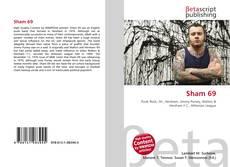 Bookcover of Sham 69