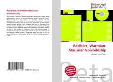 Bookcover of Racibórz, Warmian-Masurian Voivodeship