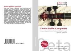 Buchcover von Simon Webb (Composer)