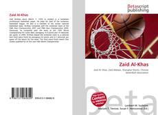 Zaid Al-Khas kitap kapağı