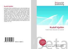 Bookcover of Rudolf Kjellén