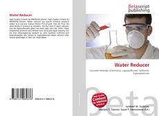 Bookcover of Water Reducer