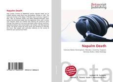 Portada del libro de Napalm Death