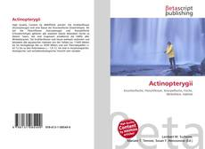 Bookcover of Actinopterygii
