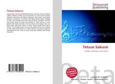 Bookcover of Tetsuo Sakurai