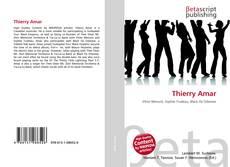 Thierry Amar kitap kapağı