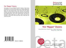 "Bookcover of Tim ""Ripper"" Owens"