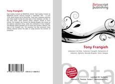 Couverture de Tony Frangieh