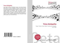 Bookcover of Timo Kotipelto