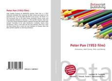 Buchcover von Peter Pan (1953 film)