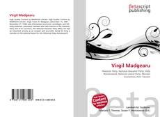 Bookcover of Virgil Madgearu