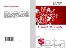 Bookcover of Sabyasachi Chakraborty