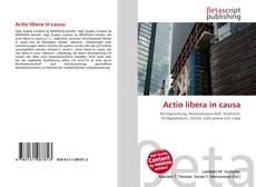 Borítókép a  Actio libera in causa - hoz