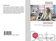 Copertina di Zaid Hamid