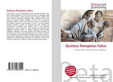 Bookcover of Quintus Pompeius Falco