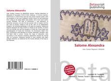 Borítókép a  Salome Alexandra - hoz
