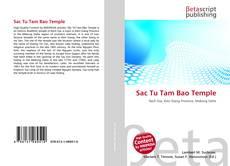 Bookcover of Sac Tu Tam Bao Temple