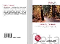 Portada del libro de Fortuna, California