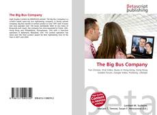 Capa do livro de The Big Bus Company