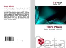 Bookcover of Racing (Album)