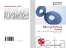 Portada del libro de XX-Large Analogue Dreams