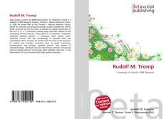 Bookcover of Rudolf M. Tromp