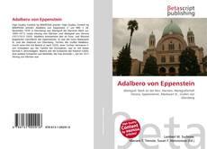 Couverture de Adalbero von Eppenstein