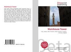 Wainhouse Tower kitap kapağı