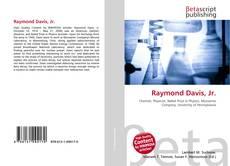 Bookcover of Raymond Davis, Jr.