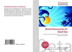 Borítókép a  World Discoveries III: Dead Sea - hoz