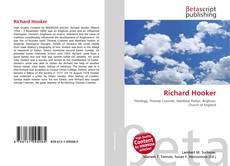 Bookcover of Richard Hooker