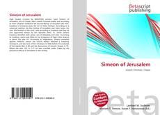 Обложка Simeon of Jerusalem