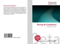 Bookcover of Racing de Casablanca