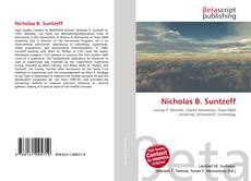 Bookcover of Nicholas B. Suntzeff