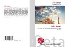 Buchcover von Zain Awan