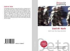 Zaid Al- Harb kitap kapağı
