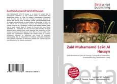 Zaid Muhamamd Sa'id Al Husayn kitap kapağı