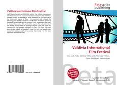 Valdivia International Film Festival kitap kapağı
