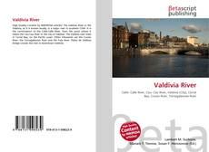 Valdivia River kitap kapağı