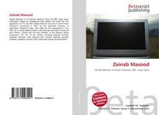 Bookcover of Zainab Masood