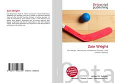 Bookcover of Zain Wright
